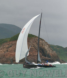 Tommy Bahama Around the Island Race 2013.