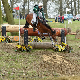 Aoife Clark and MASTER RORY - Advanced