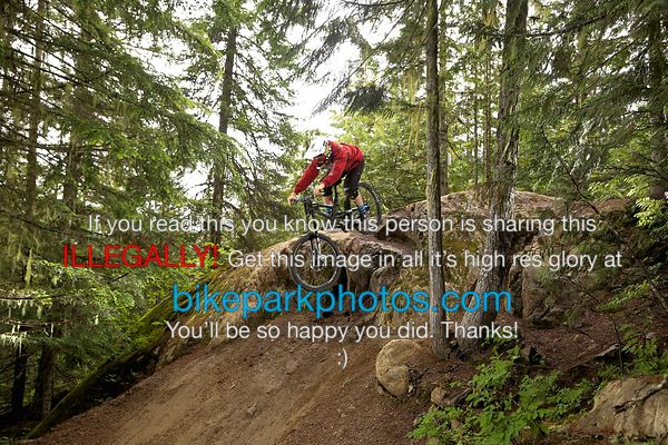 Sunday July 1st - Schleyer bike park photos