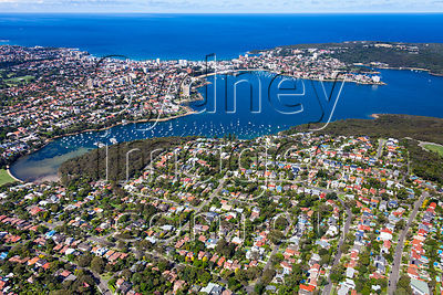 Balgowlah Heights to Manly