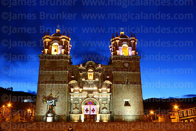 Puno City photographs