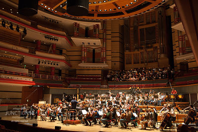 Sir Anthony Hopkins and the CBSO