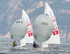 Hong Kong Race Week 2016