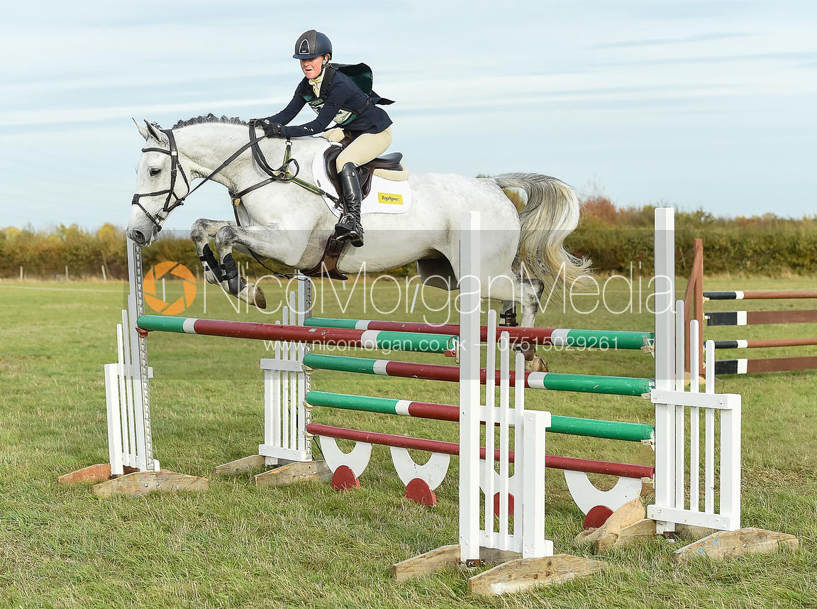 Eliza Stoddart and Renaissance Man, Oasby Horse Trials 2018