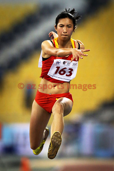 1st Asian Youth Championships photos