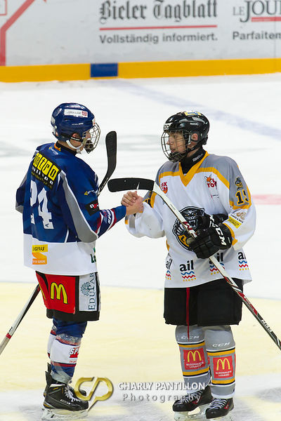 EHC Biel Novices Elites