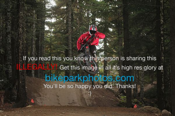 Saturday Sept 30th  ALine Double bike park photos