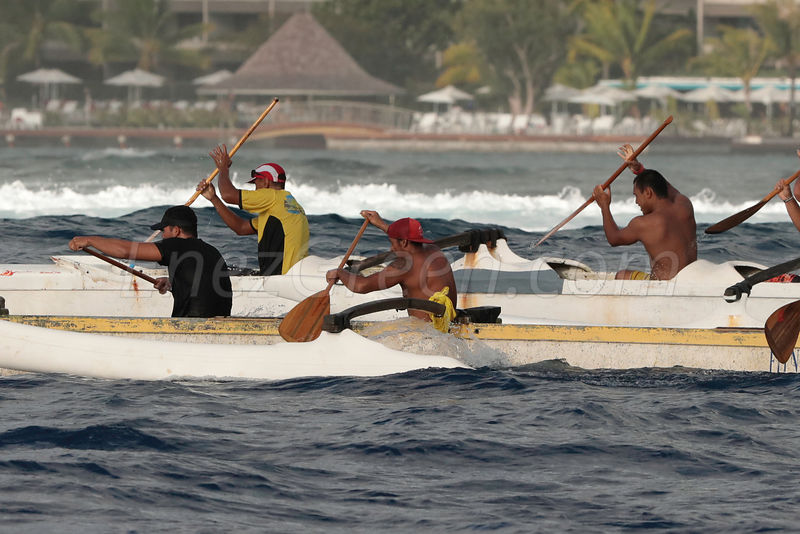 Tahiti watersports pictures