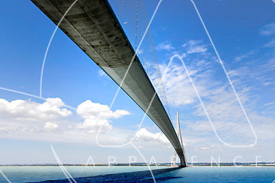 Pont de normandie - France
