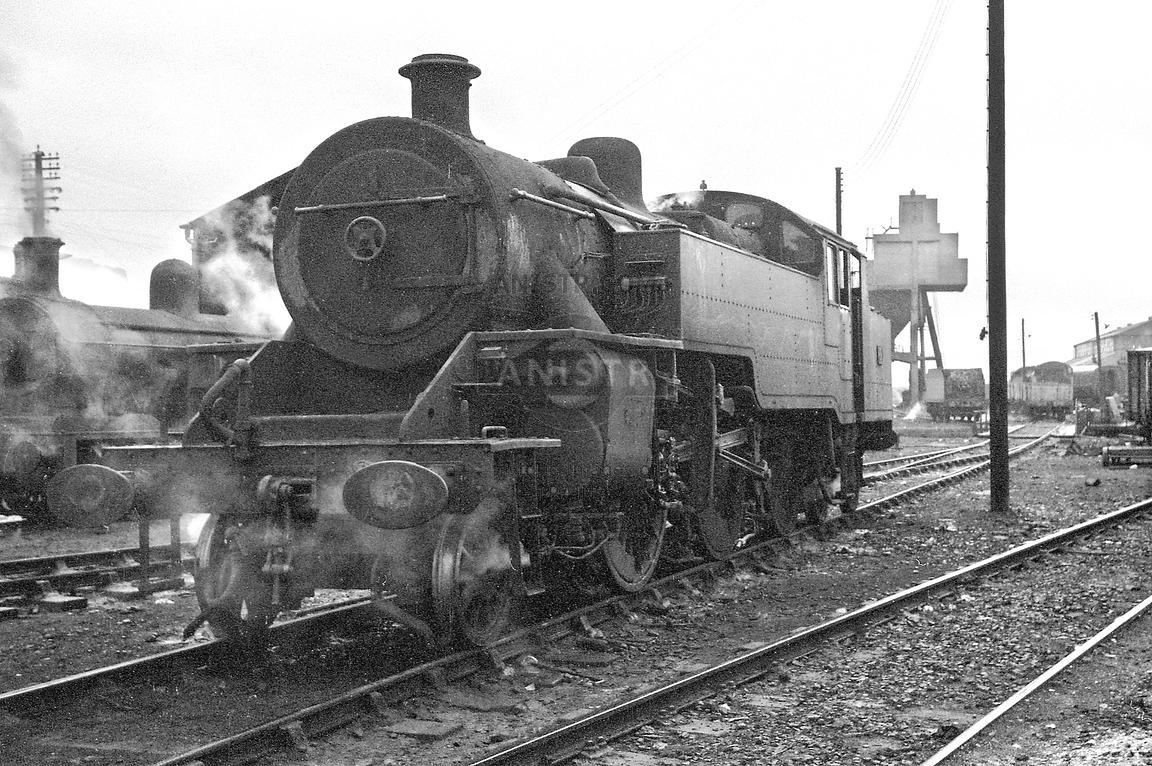 Steam loco WT 56 Belfast York Road mpd