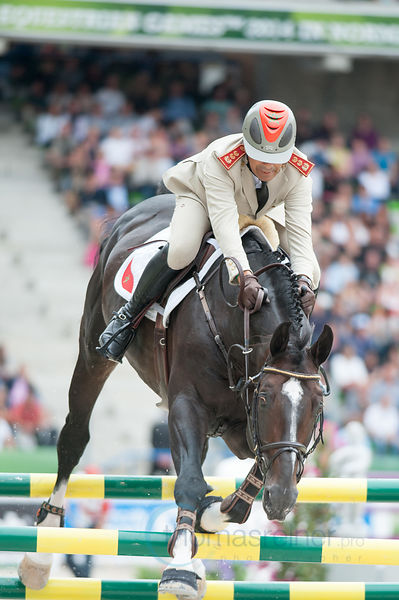 WEG Showjumping Speed Competition photos