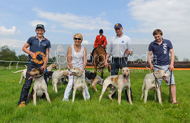 Hound Racing - Meynell and South Staffs Point to Point 2014