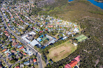 Allambie Heights Aerial Photography photos