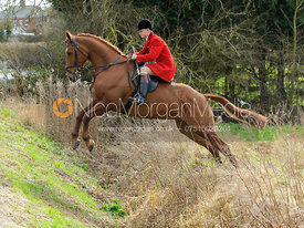 Belvoir Hunt Whip George Pierce - The Belvoir at Burton Pedwardine