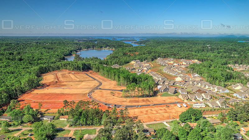 Lake Lanier Georgia Housing Development- New Home Construction in Gainesville, Georgia (GA) USA