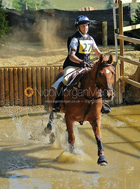 Katie Barber and Ruby Red 05, Brigstock International Hose Trials 2010