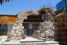 Grotto of Virgen de Lourdes, Arica, Region XV, Chile