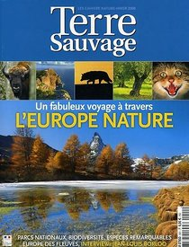 Cahiers nature hiver 2008 Terre Sauvage