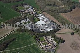Crewe Hall Enterprise Park, Industrial Estate and Crewe Hall Farm