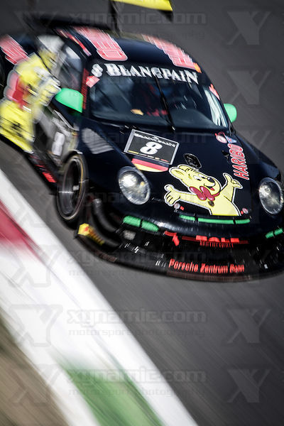 8 Guido Riegel / Mike Stursberg / Richard Westbrook Haribo Racing Team Porsche 997 GT3 R