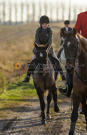 The Cottesmore Hunt at Whissendine