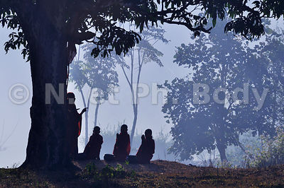 Monks pictures