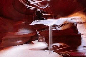 Upper Antelope Canyon, Page, Arizona, USA
