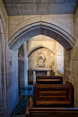 National Cathedral Side Chapel- Washington, DC