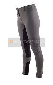 Stock image - Grey equestrian breeches and jodhpurs