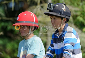 Marcus Speed and Ned Forryan - Hare Park Woodland Camp 2014 - Newmarket, Suffolk