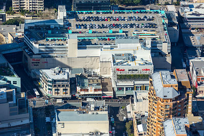 Bondi Junction Aerial Photography photos