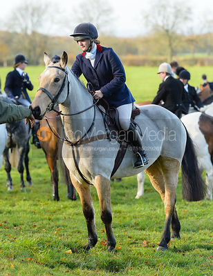 The Quorn Hunt at Sludge Hall 18/11 photos