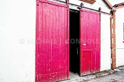 Woolen Mill Doors- Near Kerry, Ireland