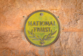 National Trust Asutralia sign.