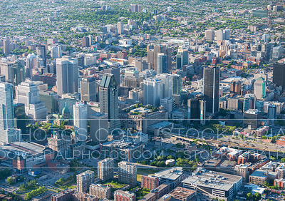 Downtown Montreal