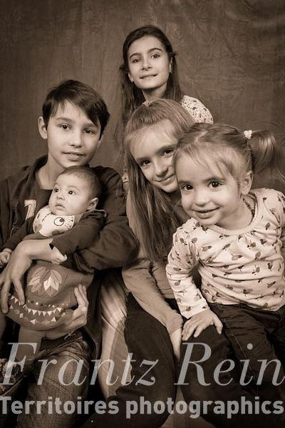 Famille Collon photos