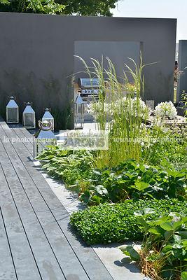 La phototh que les plus beaux jardins paul martin le for Jardin urbain contemporain