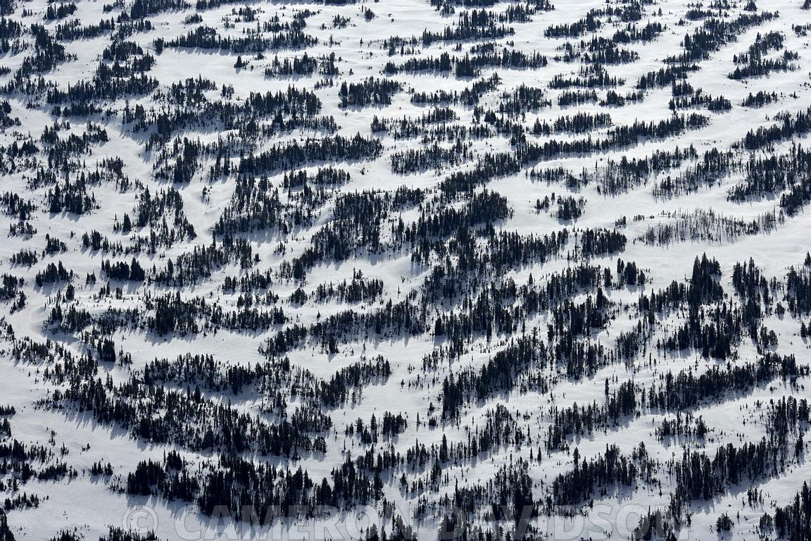 Aerial USA Wyoming