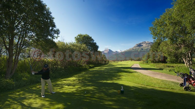 Engadine Golf Club Course Samedan photos