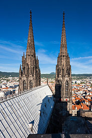 Cathedral of Clermont-Ferrand photos