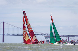 Lisbon In-Port Race