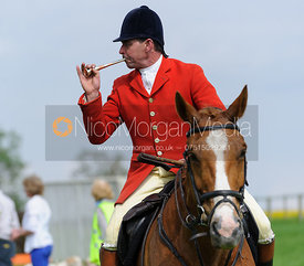 Jamie Nicklin, Meynell and South Staffs Huntsman