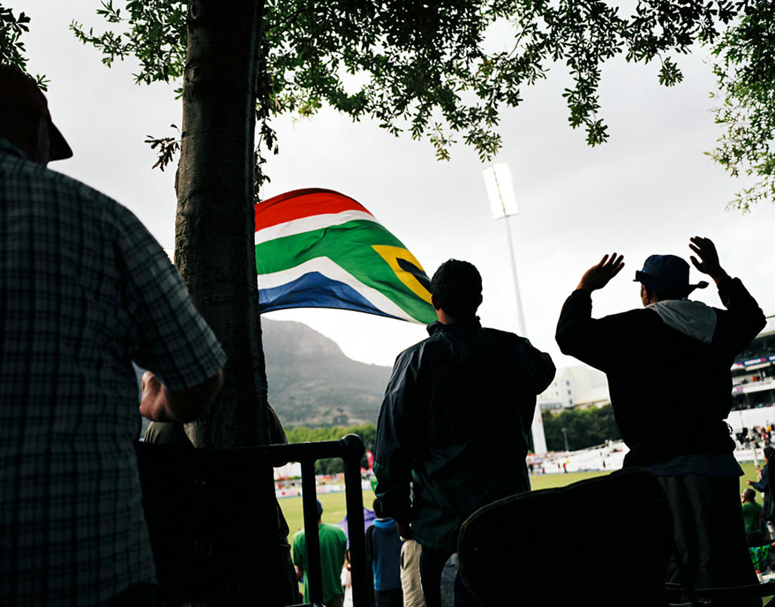 Flag, Newlands, Cape Town, South Africa