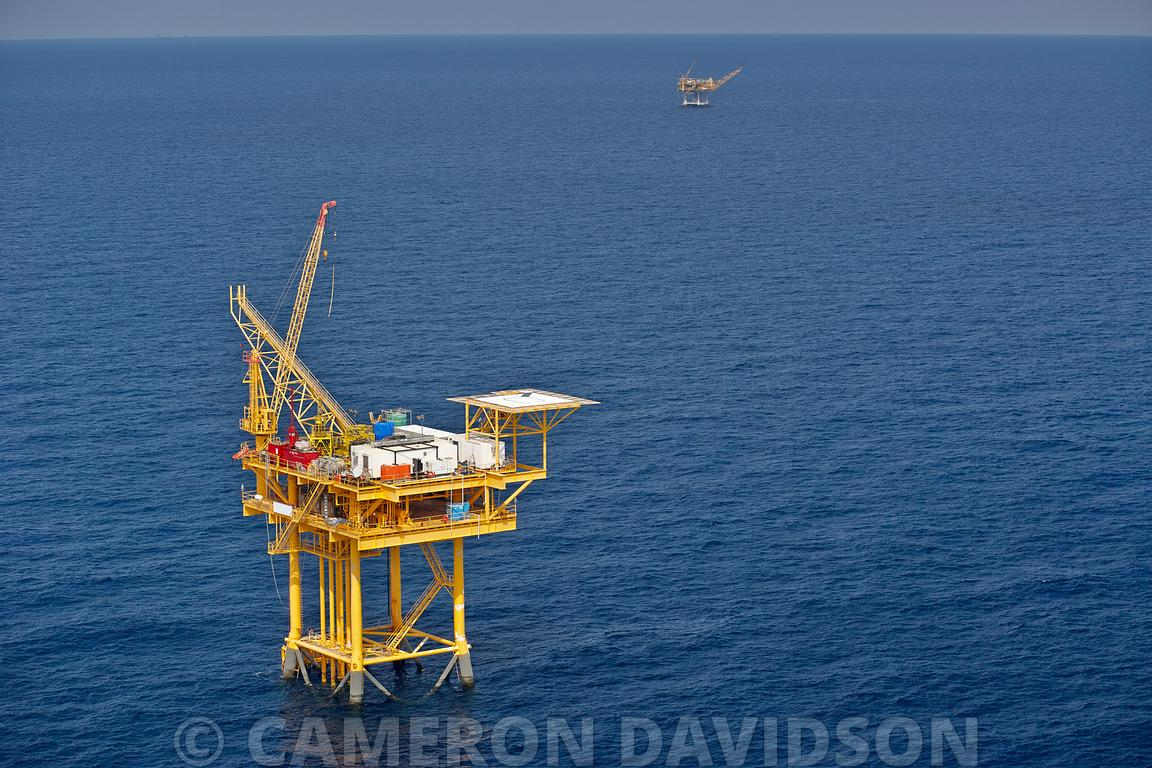 Gas and Oil - Gulf of Mexico
