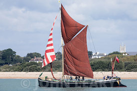 Sailing Barge Alice