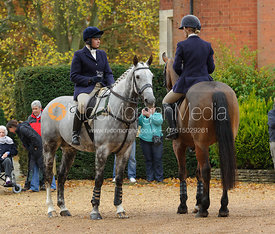 Charlotte Wright - The Belvoir Hunt at Scalford Hall 16-11-13