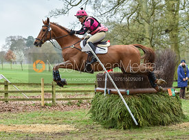 Emma Hyslop-Webb and PENNLANDS LORD MATCHO - Belton International Horse Trials 2017