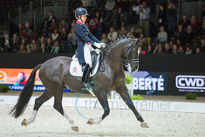 Reem Acra FEI World Cup™ Dressage Lyon 2014 photos
