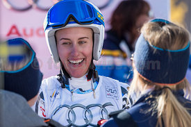 FIS Ski World Cup 2013/2014 Ladies in St.Moritz Ladies' Super G