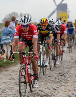 The Cyclist Jasper Stuyven - Paris-Roubaix 2018